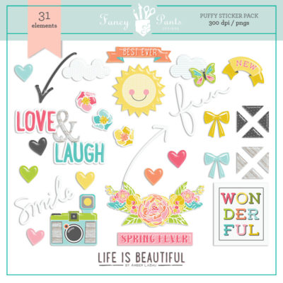 FPD_LifeIsBeautiful_PuffyStickerPack_Preview