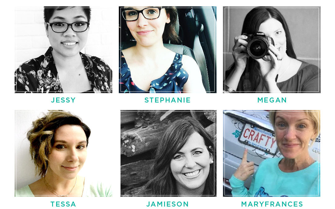 Meet The Make A Pretty Life Design Team