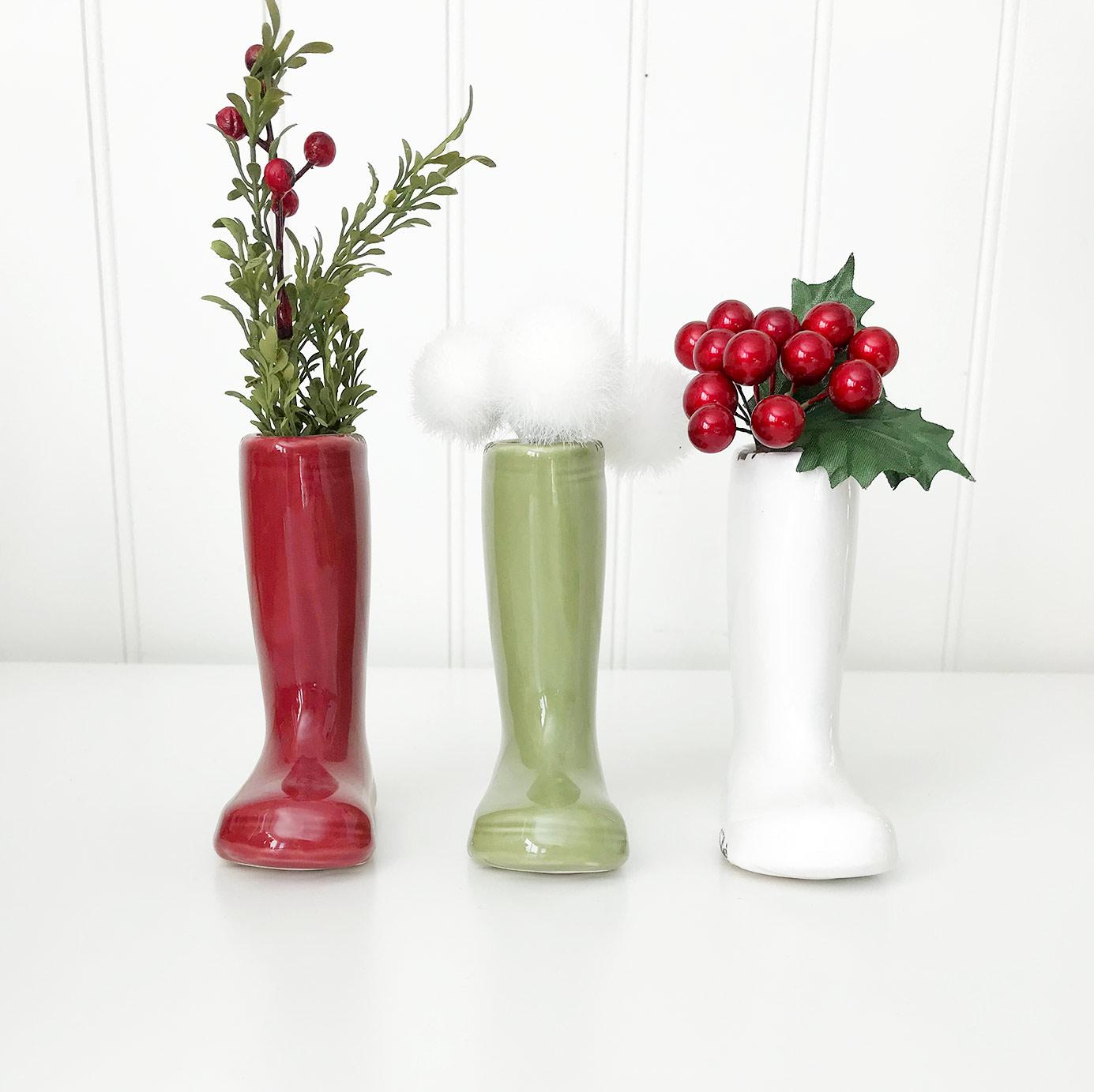 Mini boot vase make a pretty life mini boot vase reviewsmspy